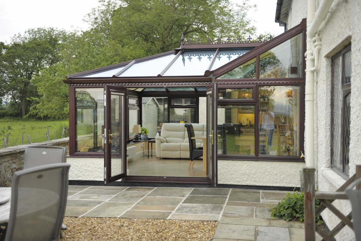 Classic Ultraframe Conservatories