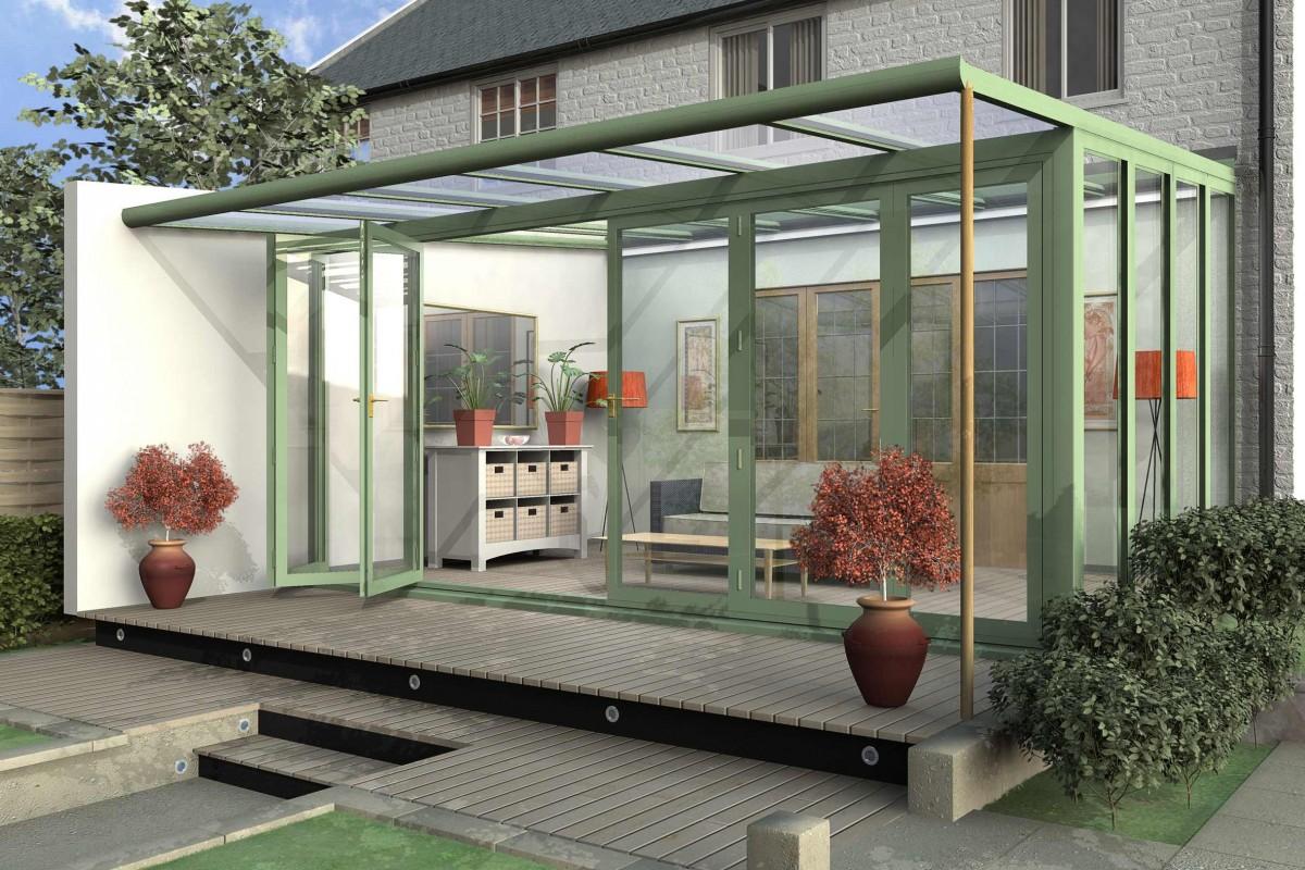 Designer Ultraframe Conservatories
