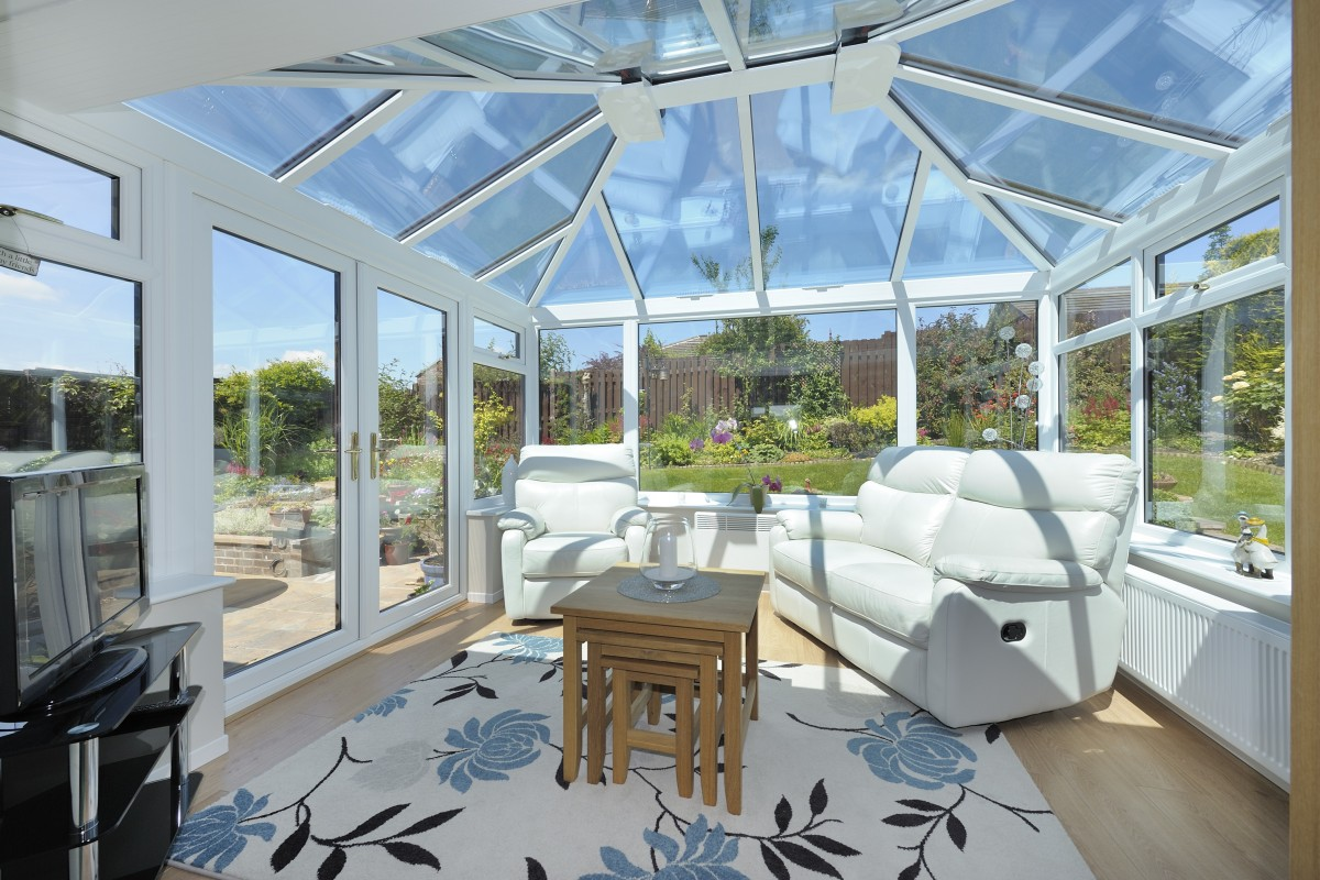 Performance Ultraframe Conservatories