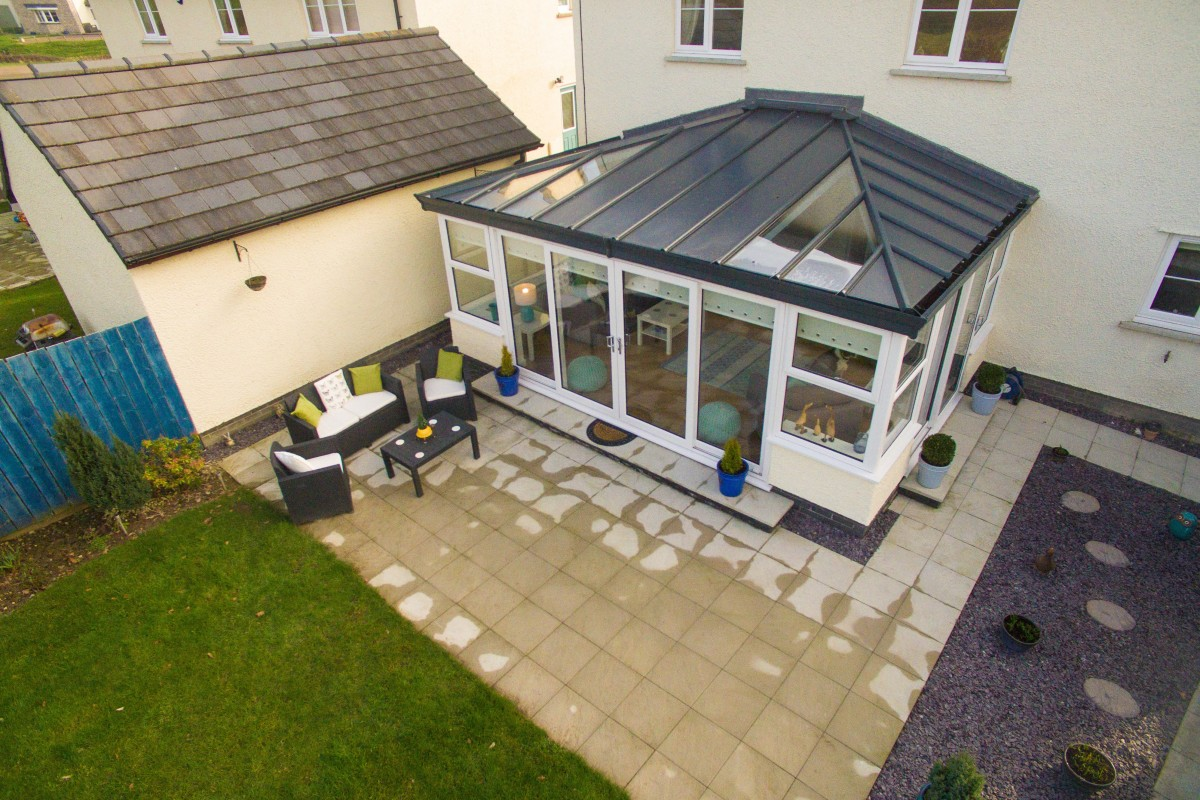 Ultraframe Replacement Roofs