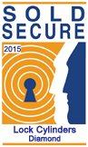 Ultion Locks are Sold Secure Approved