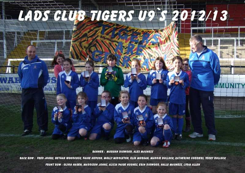 tigers-team-photo