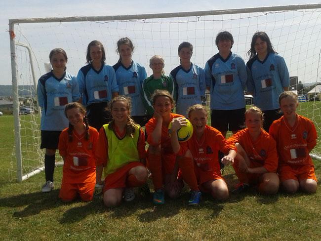 U12 Team Photo