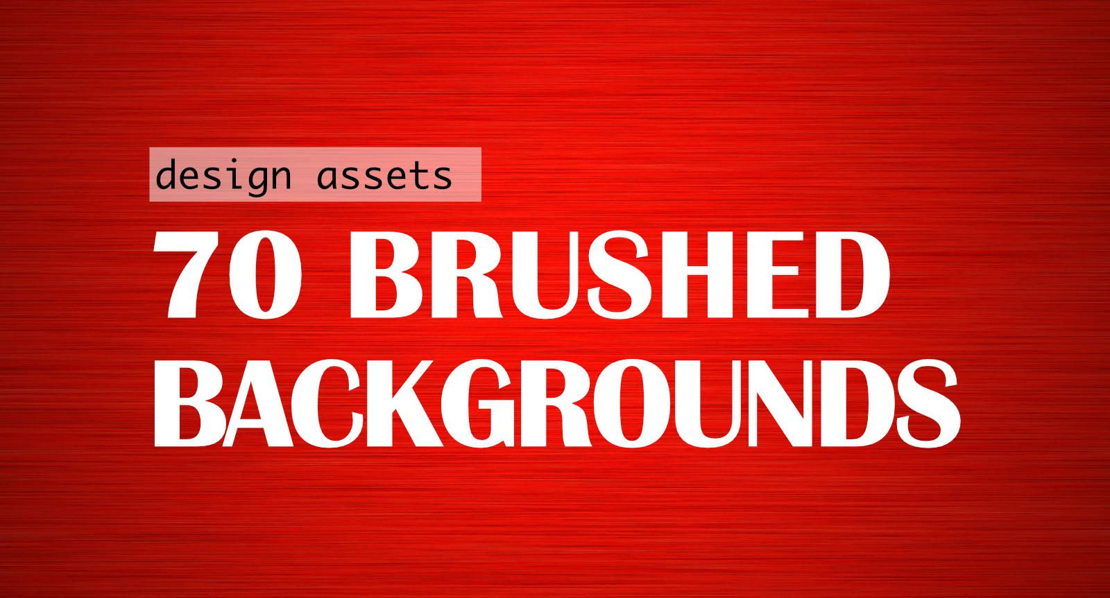 70 Brush-textured Hi-Res Modern Backgrounds for Print & Web Design