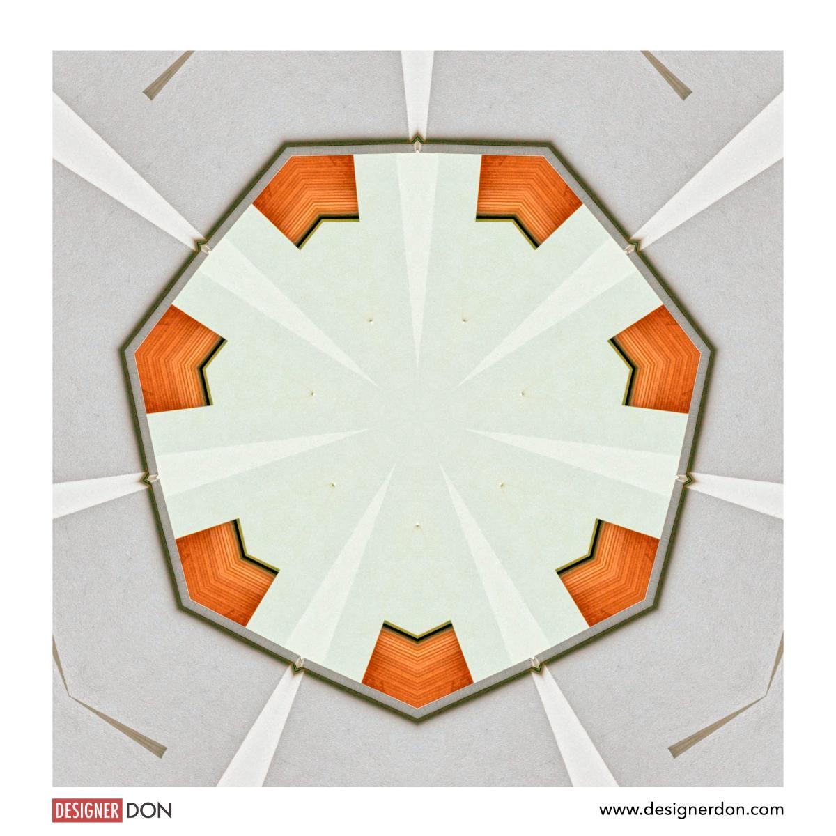 Zurich Geometrie: Geometric Digital Art Collection